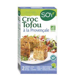 Soy Croque tofu provençale 2x100g