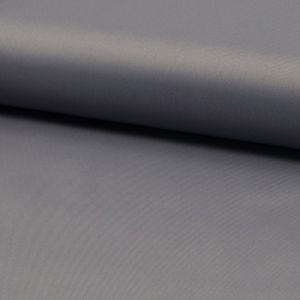 Craftine Tissu Doublure Uni Polyester Gris