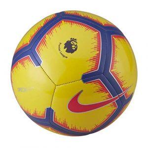 Nike Ballon football Premier League Pitch - Jaune - Taille 5 - Unisex