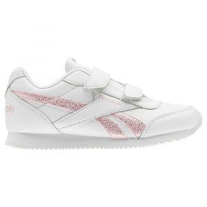 Reebok Urban - street Royal Jogger 2 Velcro - Pastel / White / Practical Pink / Silver - Taille EU 33