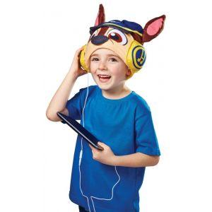 Giochi Preziosi Cool Music Pat Patrouille Chase - Bonnet avec écouteur intégrés