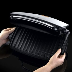George Foreman Grill & melt (14525) - Grill réducteur de graisse 4 portions