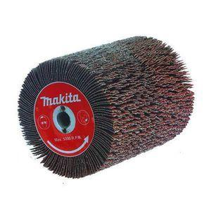 Makita Brosse à lamelles fendues - grain 80 9741 P-01155