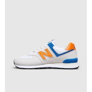 New Balance 574, Blanc