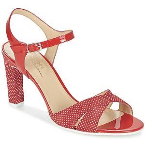 France Mode Sandales ZEN rouge - Taille 39,40