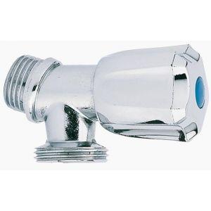 Quick Plomberie Robinet oblique machine à laver 15/21-20/27