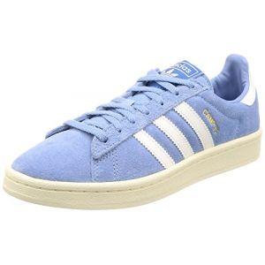 Adidas Campus W, Chaussures de Fitness Femme, Bleu (Azucen/Blanub/Blacre 000), 38 EU