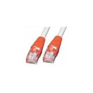 Lindy 44942 - Câble réseau Patch croisé Cat.6 UTP 1 m.