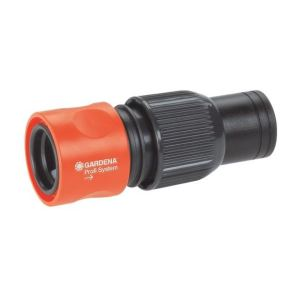 Gardena 2817-20 - Raccord de tuyau grand débit Profi
