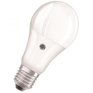 Osram Lot de 1 Ampoule LED STAR+ Daylight Sensor E27 - 8,5W équivalent 60W - Forme standard - Détection du niveau de luminosité et Allumage automatique