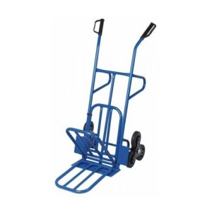 Ribimex PRCD6R - Chariot diable 6 roues pour escaliers