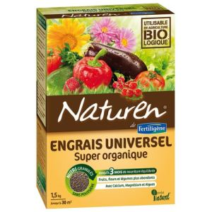 Fertiligene Engrais universel super organique Naturen