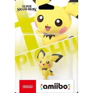 Nintendo Figurine Amiibo Amiibo Pichu N°72 SSB