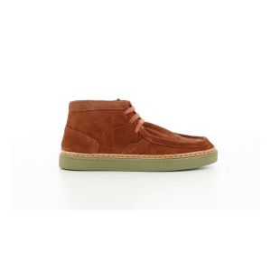 Kickers Stolla, Sneakers Haute Femme, Rouge, 39