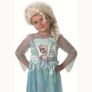 Rubie's Perruque enfant Elsa La Reine des Neiges