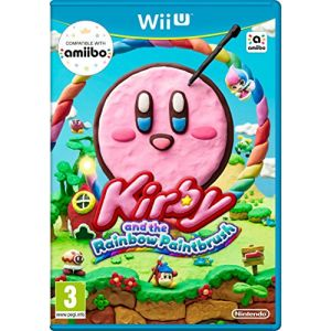 Kirby and the Rainbow Paintbrush [import anglais] [Wii U]