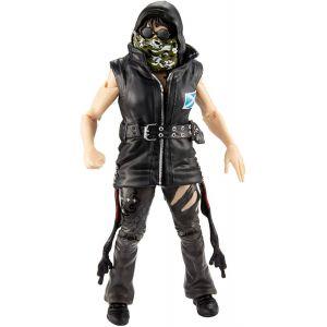 WWE Figurine Elite Nikki Cross - 17 CM - Figurine Articulée Superstar Catch - Accessoires Inclus