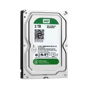 "Western Digital WD20EZRX - Disque dur interne WD Green 2 To 3.5"" SATA III"