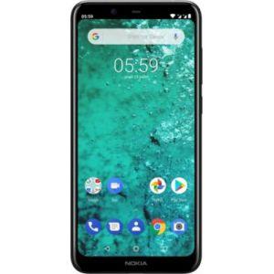 Nokia 5.1 Plus Noir