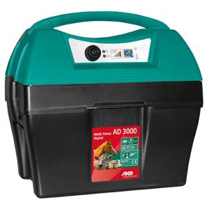 Ako Electificateur sur batterie mobil Power AD 3000 digital