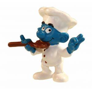 Schleich 21007 - Figurine Schtroumpf cuisinier
