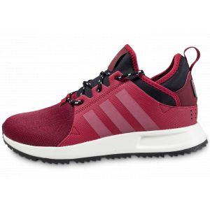 Adidas X_PLR Snkrboot, Chaussures de Fitness Homme, Multicolore-Rouge/Noir (Buruni/Buruni/Negbas), 44 EU