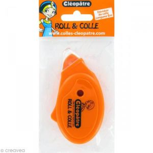 """Cleopatre Rolleur de colle """"ROLL'ECOLE"""" de 10 m long"""