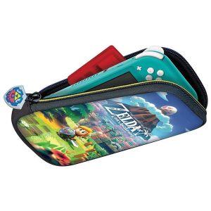 Bigben Pochette rigide Nintendo Switch Lite | Zelda