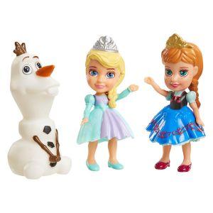 Taldec Mini poupée La Reine des Neiges (7 cm)