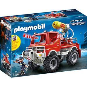 Playmobil 9466 - Pompiers de Truck