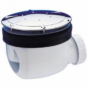 Wirquin Bonde de douche Ø90 mm Twisto sortie horizontale -