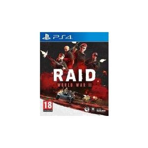 Raid World War II sur PS4