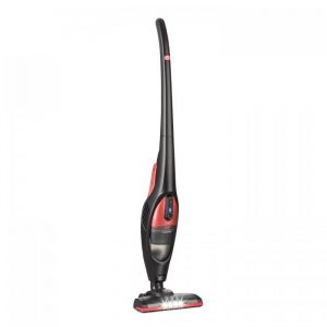 Klarstein Clean Turismo rouge & noir - Aspirateur sans fil 110W 71dB