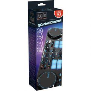 Hercules Contrôleur DJ DJ Party Starter Kit