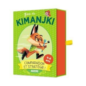 Editions Auzou Jeu du Kimanjki