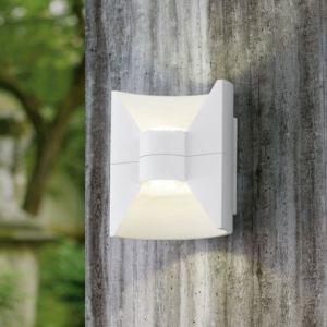 Eglo 93367 - Applique Murale extérieure Blanc 2X2,5W Redondo Lighting