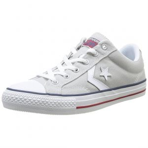Converse Chaussures casual unisexes Star Player Basses Toile Gris - Taille 43