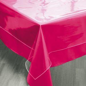 Nappe rectangle cristal (140 x 200 cm)