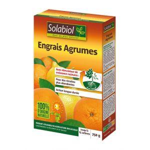 Solabiol Engrais agrumes d'origine naturelle 750 gr