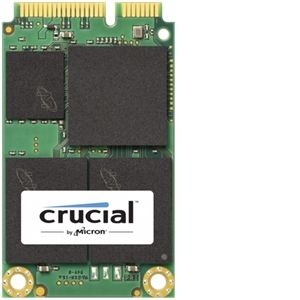 Crucial CT500MX200SSD3 - Disque SSD MX200 mSATA 500 Go