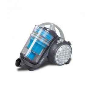 E.ZICOM E-Ziclean Turbo Eco Silent - Aspirateur traîneau sans sac
