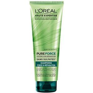 L'Oréal Haute Expertise Pure Force Shampoing force & réparation