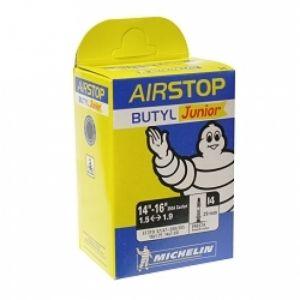 Michelin Vélo Airstop Butyl 16x1.50-1.85 presta - Chambre à air