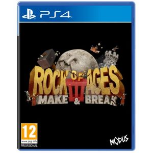 Rock of Ages 3: Make & Break [PSone]