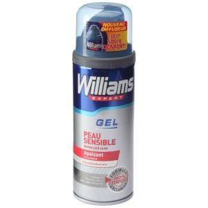 Williams Gel de rasage Peau Sensible 200ml