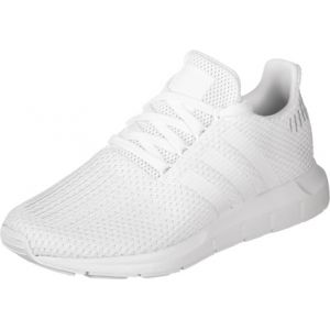 Adidas Swift Run Blanche Baskets/Rétro-Running/Baskets Femme