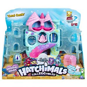 Spin Master Hatchimals - Playset Château Corail