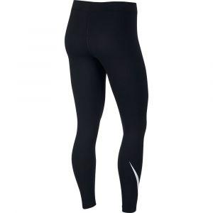 Nike Tight Sportswear Leg-A-See Swoosh pour Femme - Noir - Taille L - Female
