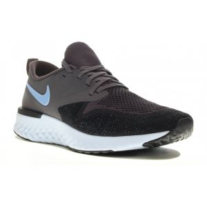 Nike Chaussure de running Odyssey React Flyknit 2 pour Homme - Gris - Taille 41 - Male