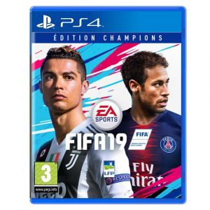 FIFA 19 - Edition Champions (PS4) [PS4]